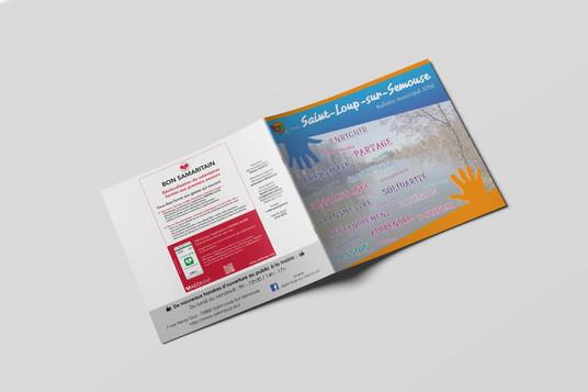 Bulletin Municipal - Pages intérieures - Saint Loup sur Semouse - Pages Intérieures