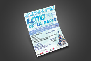 Flyers A5 - Radio des Ballons