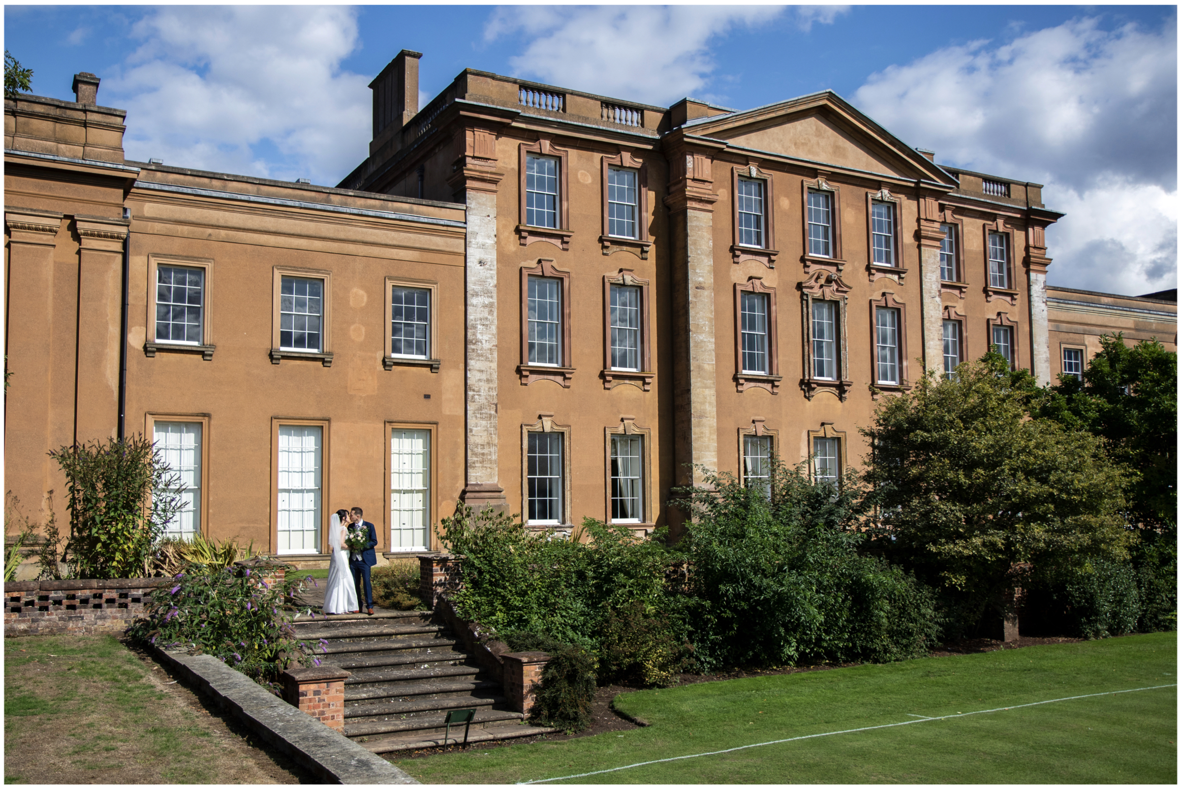 himley wedding photographers