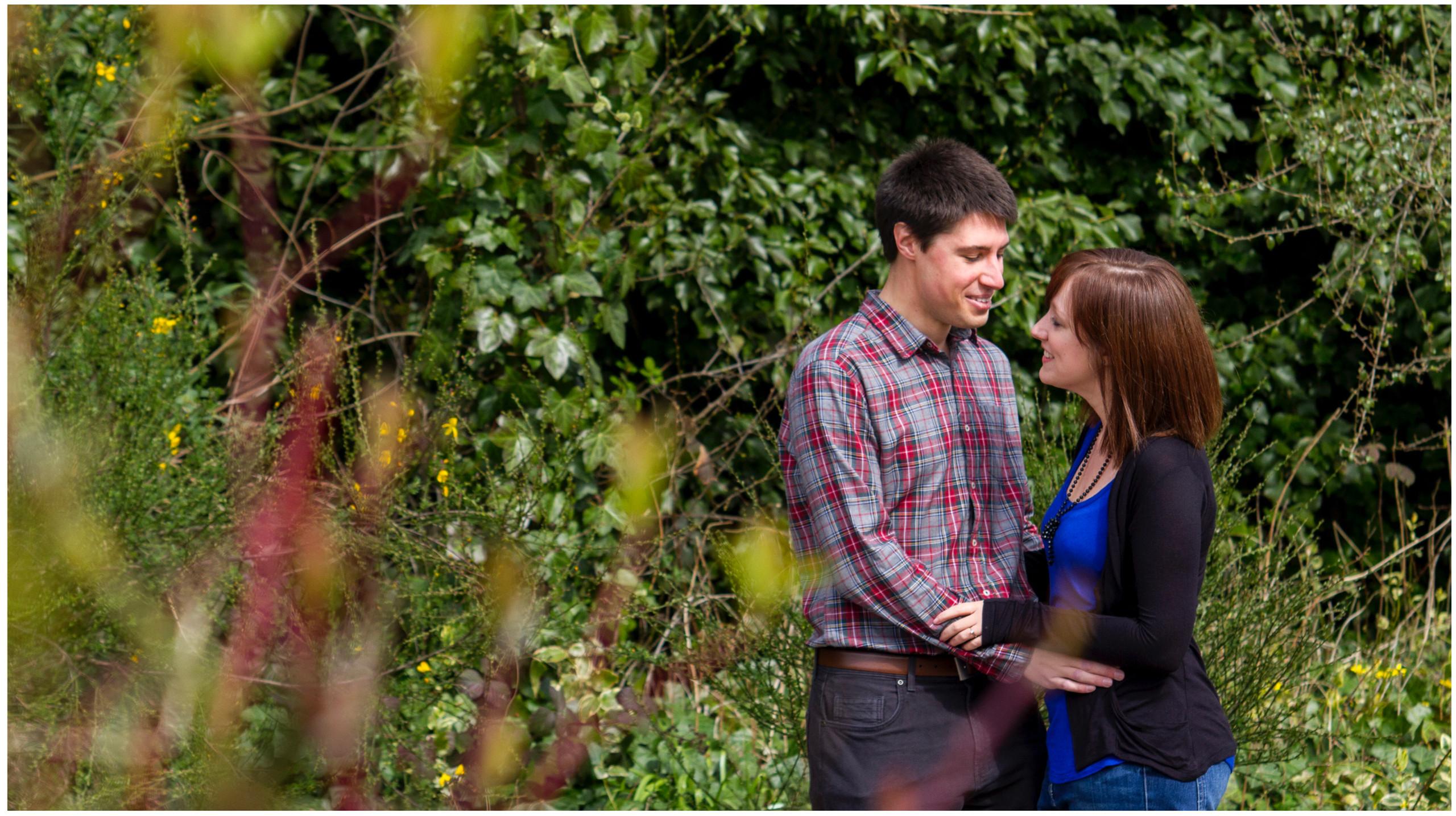 engagement portrait photography kinver