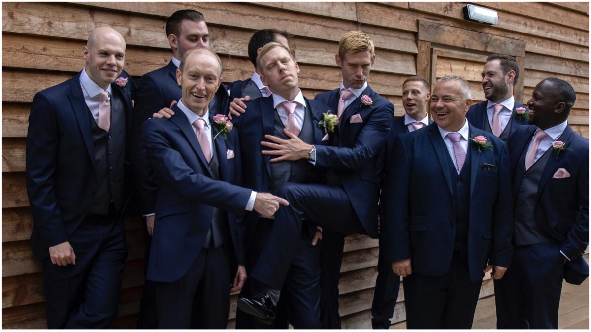mill barns wedding alveley