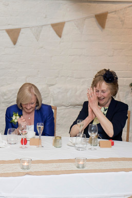 wedding speeches fun curradine barns