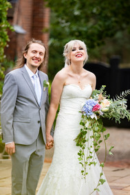 curradine barns bride groom