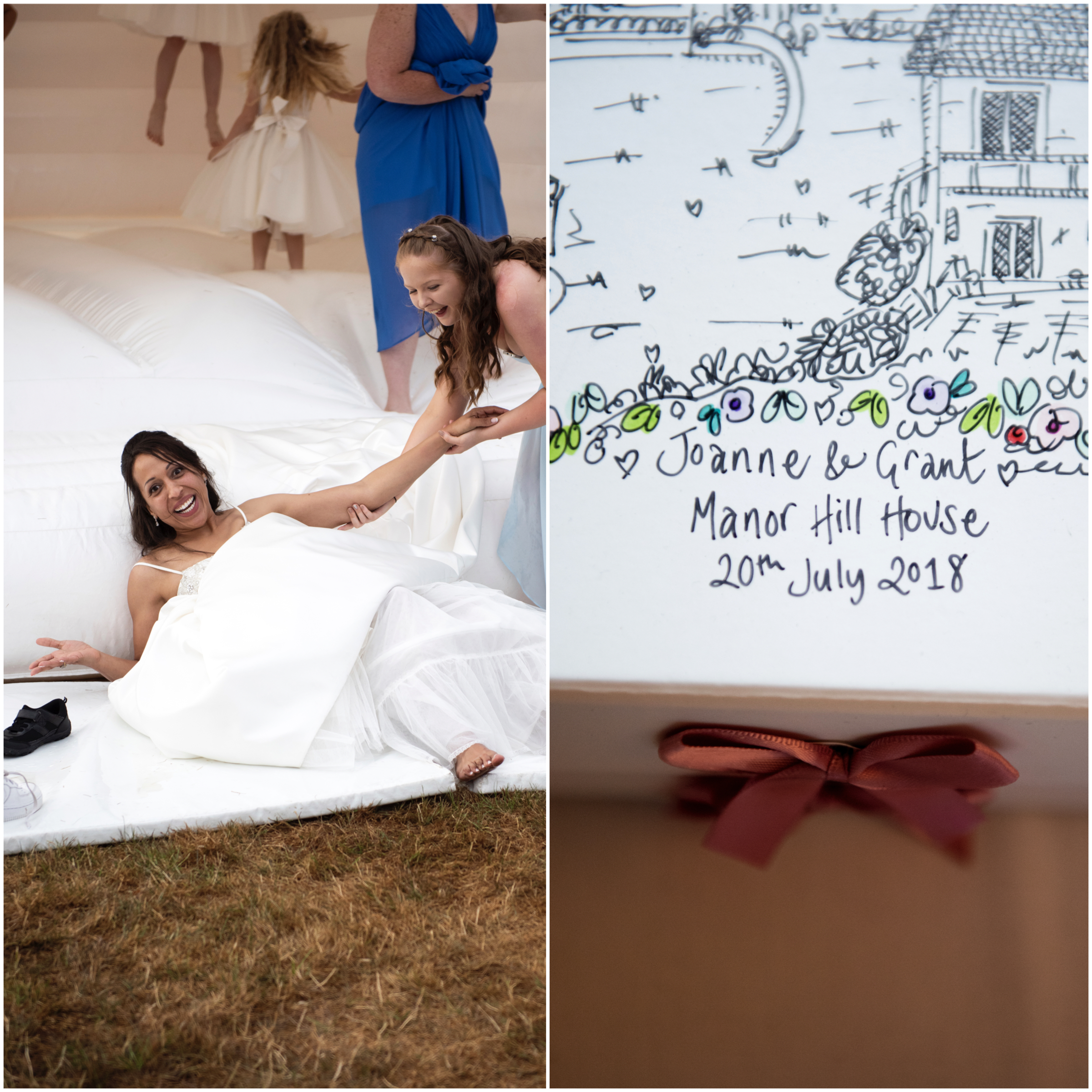 manor hill house wedding photographer