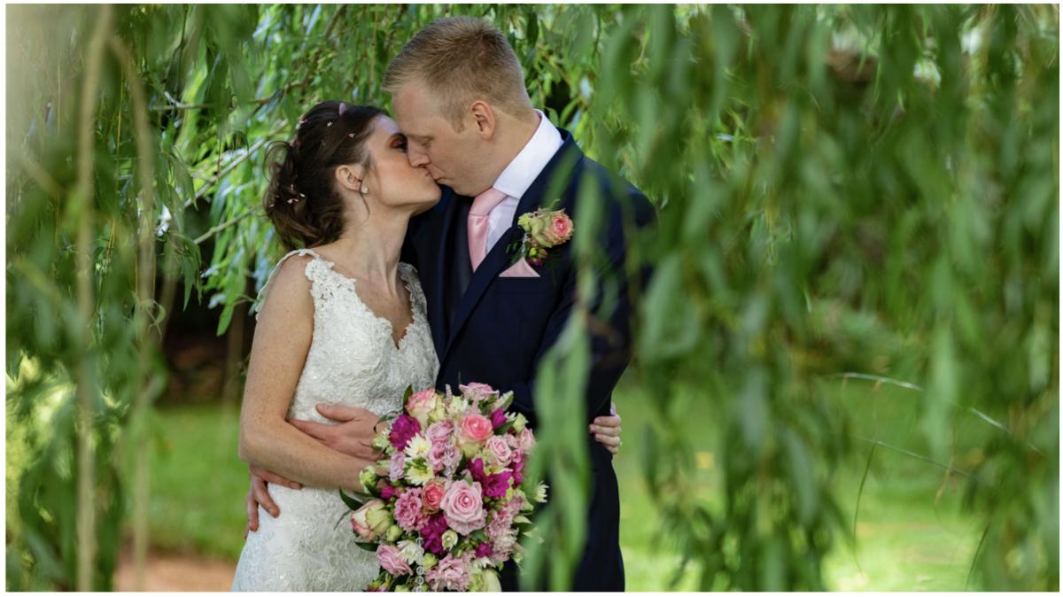 wedding photography mill barns alveley