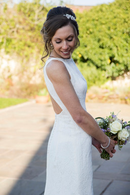 bridal portrait curradine barns