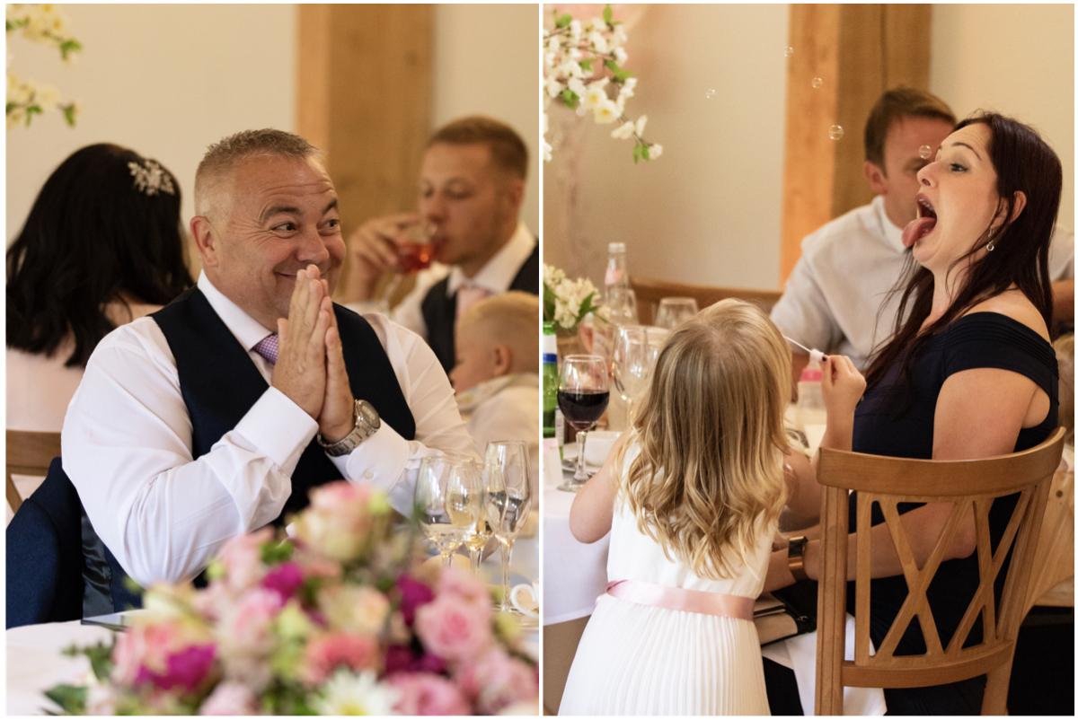 mill barns wedding alveley photo