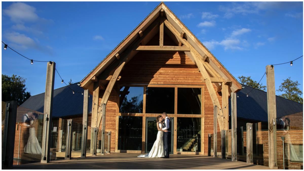 photographer wedding mill barns