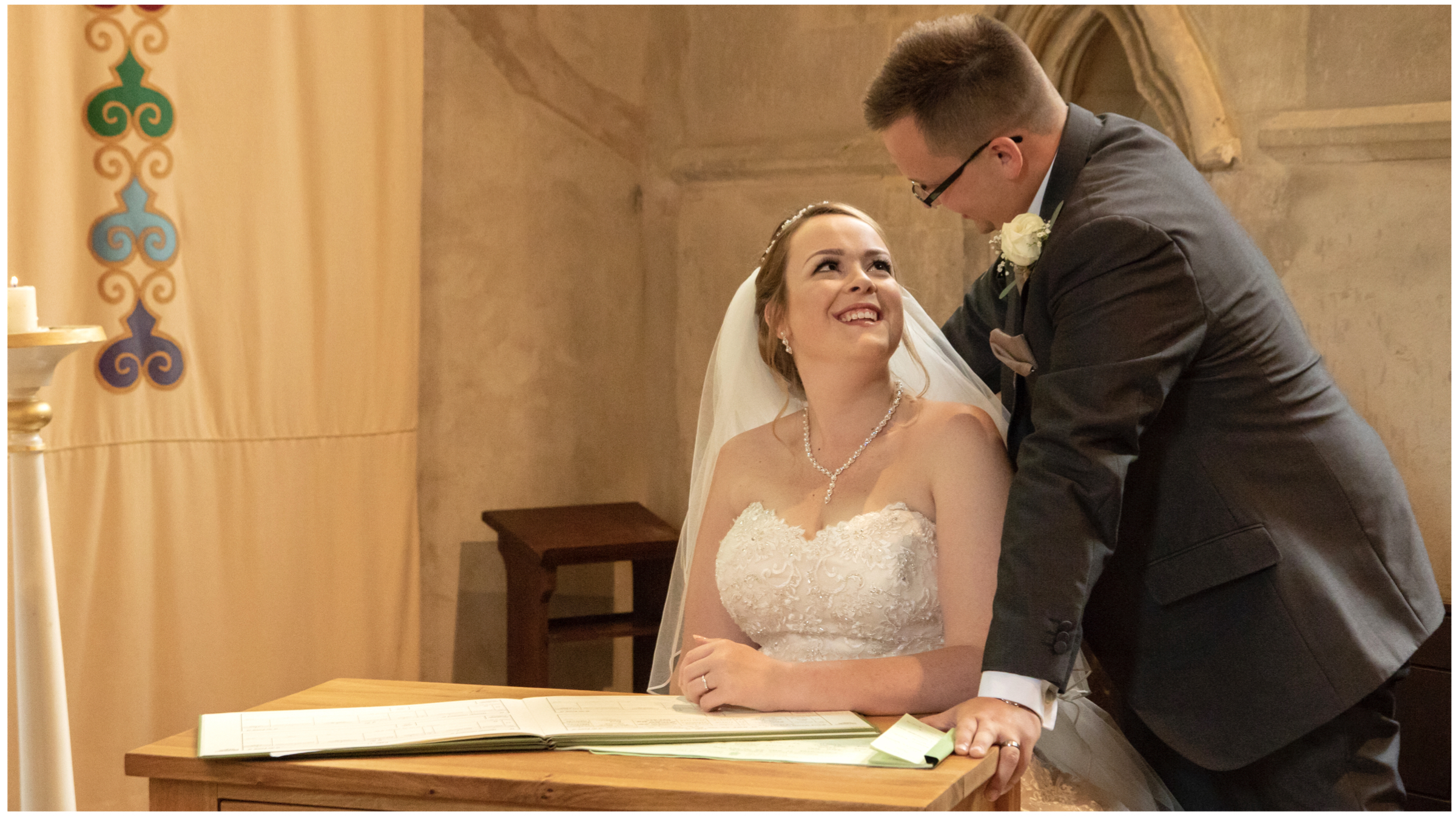 talton lodge stratford upon avon wedding photographer