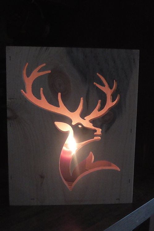 lanterne de cerf