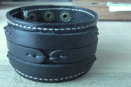 bracelet de cuir divers