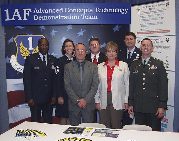 Tom Sadeghi - Chief of Air Force Award C