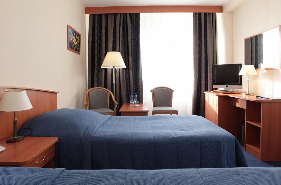 Гостиница Измайлово Гамма, стандарт