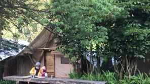 Glamping Ciwidey, Nuansa camping yang glamour setelah karantina