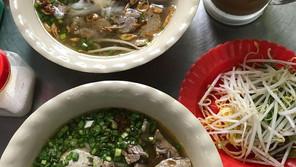 PHO MUSLIM, Hidangan pho halal di Ho Chi Minh