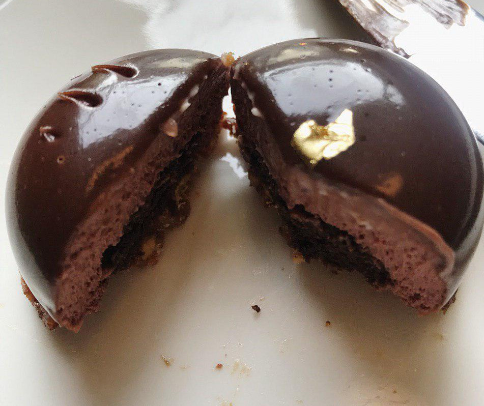 kue coklat enak