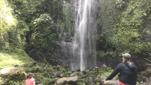 Curug Cibeureum Sukabumi : Si air merah yang sulit untuk di jangkau