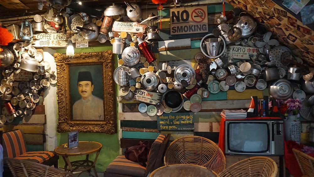 Kopi Malaka Malaysia Travelling Art Deco