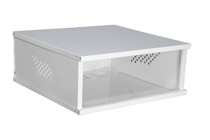 Mini Rack 15 Branco Desmontável ProtectM