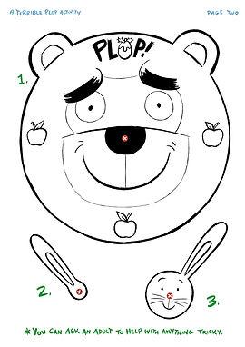 TERRIBLE PLOP Christmas Clock-2.jpg
