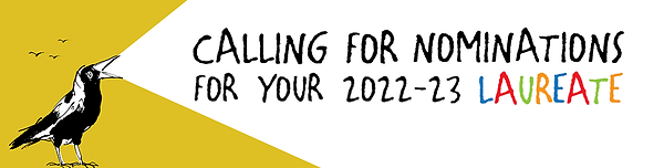 Calling for your Laureate 2022-23 long.p