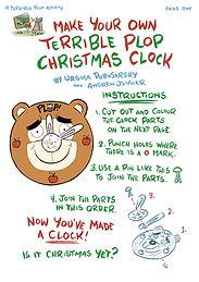 TERRIBLE PLOP Christmas Clock-1.jpg