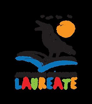 col Laureate VERT logo.png