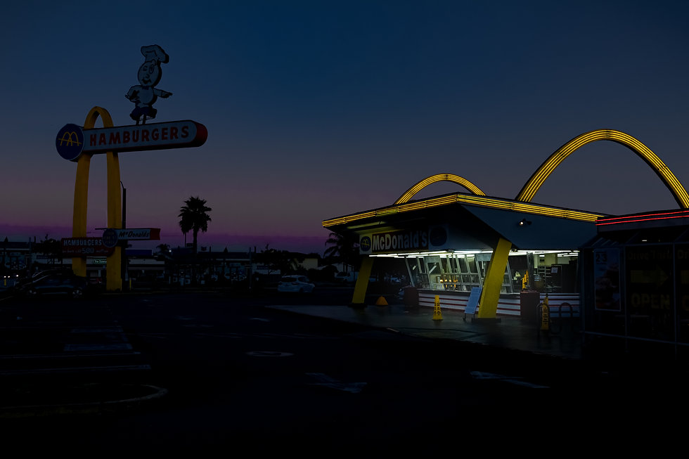 Googie: McDonalds