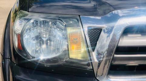 Headlight Reconditioning