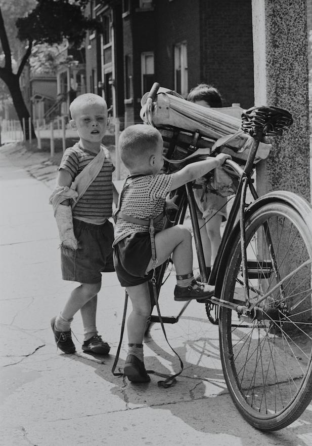 4. Paper Boys, Toronto 1961