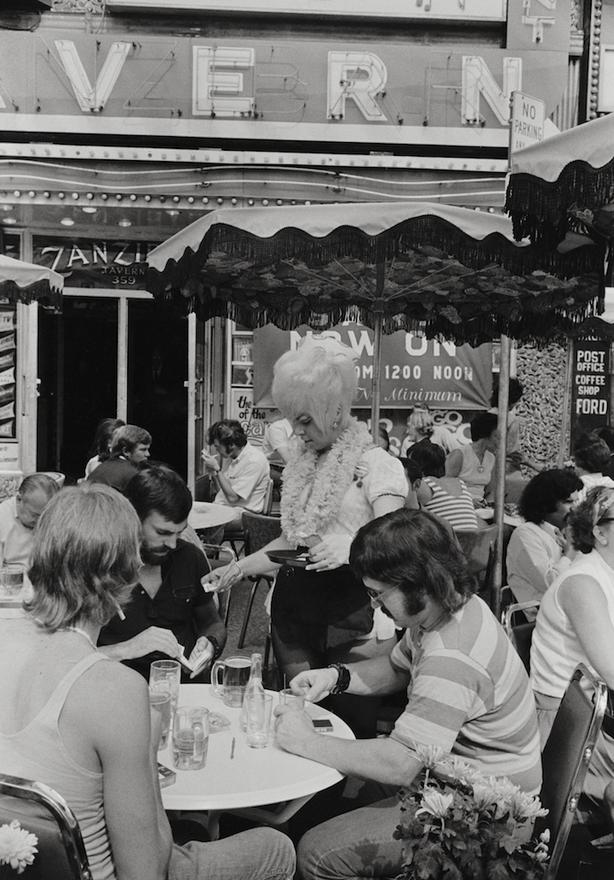 10. Zanzibar Tavern, Toronto 1971