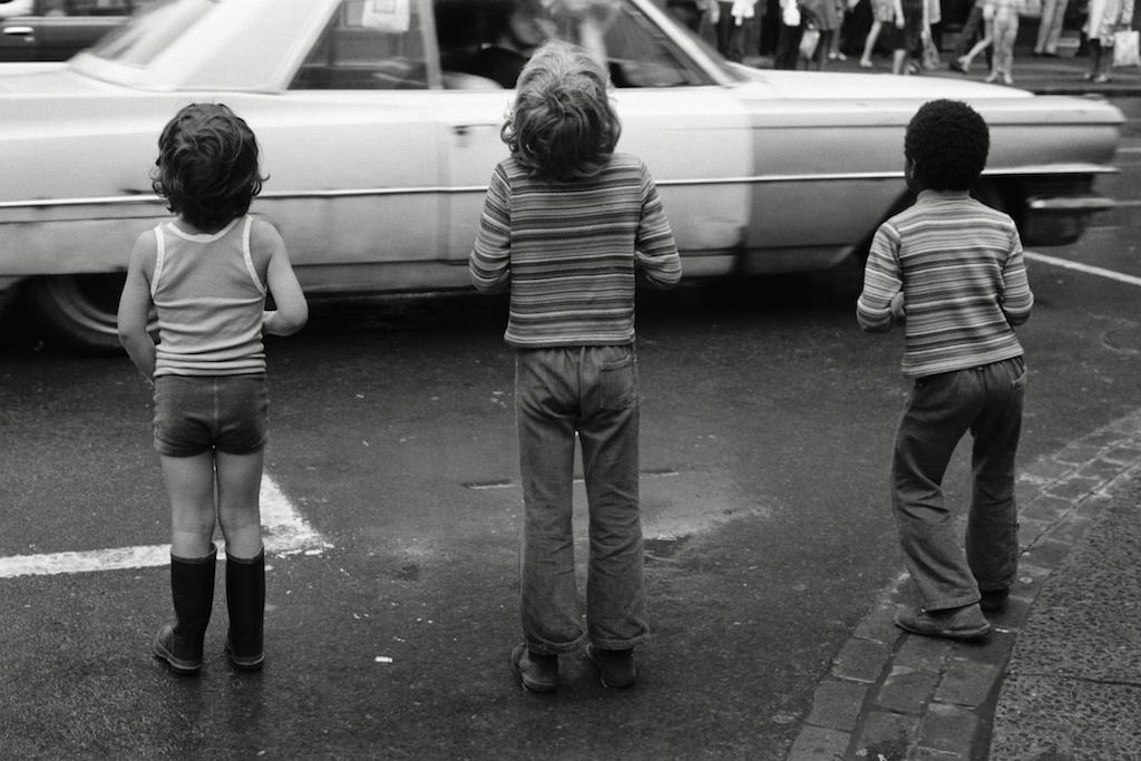 21. New Shoes, Toronto 1971