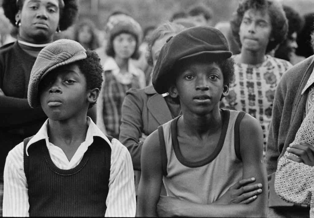 33. Caps, Caribana, Toronto Island 1972