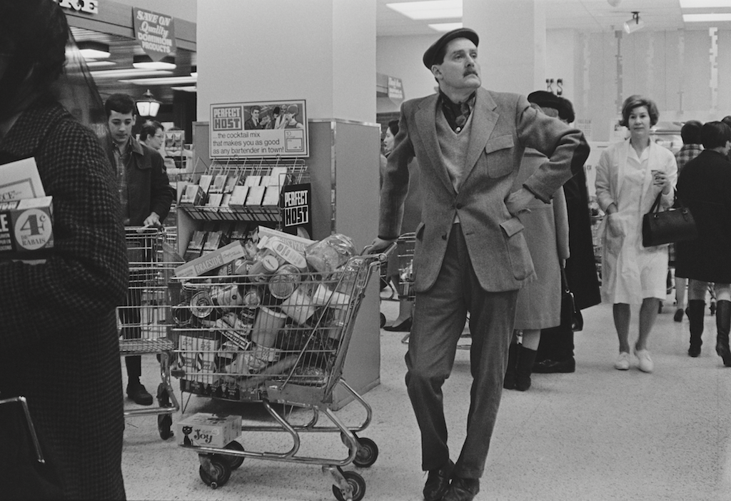 29. Perfect Host, St. Clair Mall, Toronto 1968