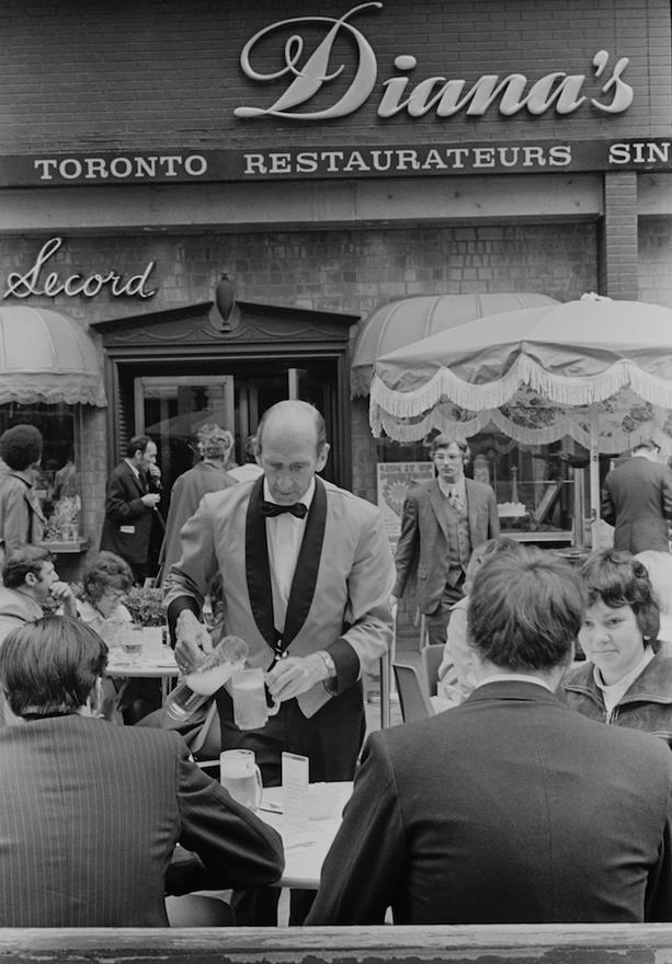 13. Diana's, Yonge St., Toronto 1971