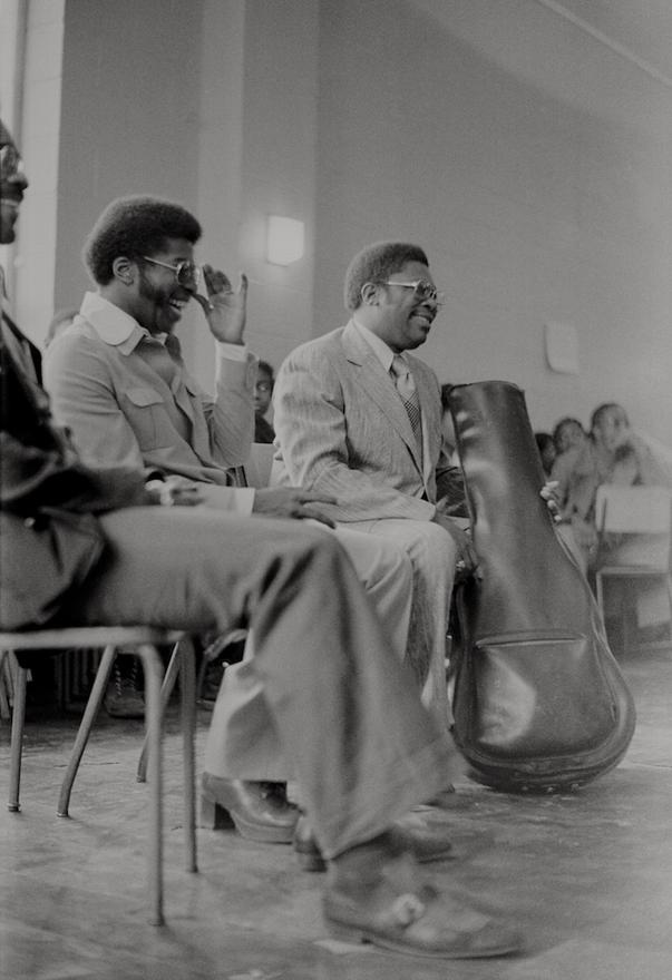 15. B.B. King, Harriet Tubman Centre, Toronto 1974