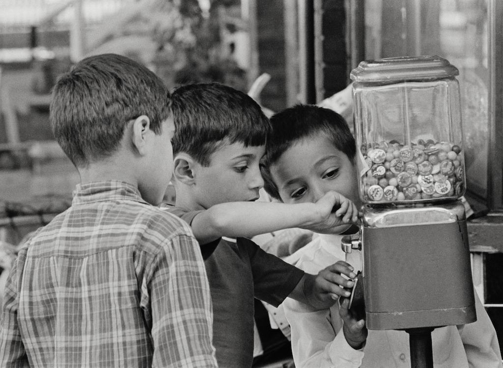 24. Gum Ball Machine, College St., Toronto 1966