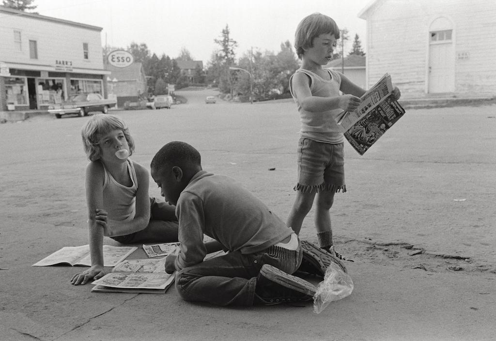 30. Comics, 1972