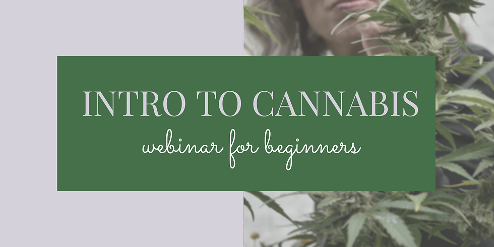 Intro to Cannabis