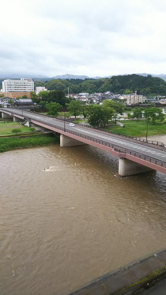 2019年6月 人吉市の大橋と中川原公園