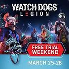 Watch Dogs Legion jouable gratuitement du 25/03 au 28/03 sur Xbox One / Xbox Series, PS4, PS5 et PC