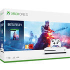 Pack Xbox One S 1 To + Battlefield V Édition Deluxe