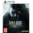 Jeu Resident Evil Village sur PS5