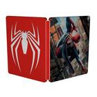 Spiderman : Steelbook du jeu (bonus de précommande)