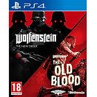 Jeux Wolfenstein The New Order + Wolfenstein The Old Blood sur PS4
