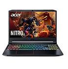 """PC Portable Acer Nitro 5 AN515-55-51QY (15,6"""", i5-10300H, RAM 16 Go, SSD 512 Go, RTX 3060) + Souris Predator"""