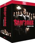 Les Soprano - L'intégrale Blu-Ray