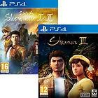 Jeu Shenmue 1 & 2 ou Shenmue 3 sur PS4
