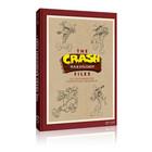 Artbook The Crash Bandicoot Files (français + anglais)