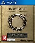 Jeu The Elder Scrolls Online Gold Edition - PS4 (vendeur tiers)